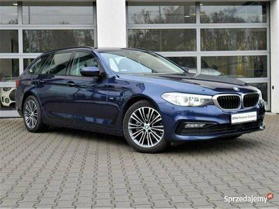używany BMW 520 2dm 190KM 2017r. 188 797km