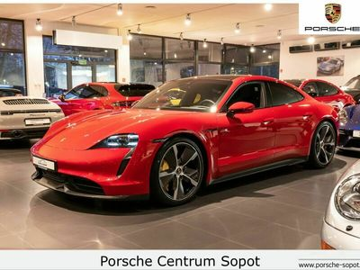 używany Porsche Taycan Turbo S