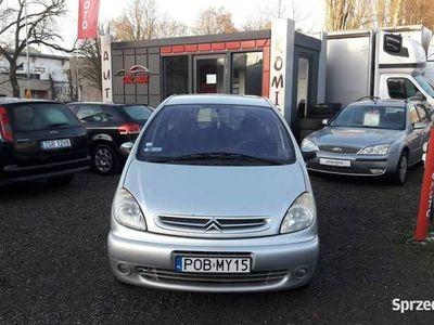 używany Citroën Xsara Picasso 2.0 90KM