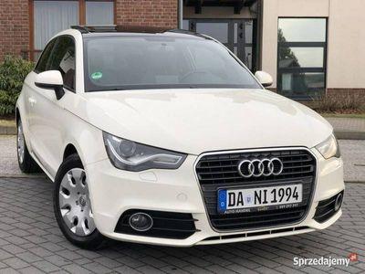 używany Audi A1 1.2dm3 86KM 2011r. 185 497km Sport Line 86KM Xenon Led Navi Panorama