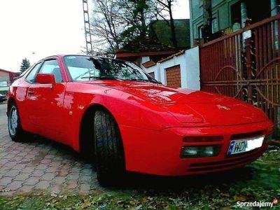 używany Porsche 944 S2