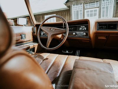 używany Cadillac Deville Coupe 472cui V8 1973