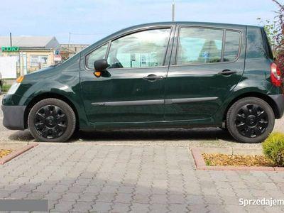 używany Renault Modus 1.2dm 75KM 2005r. 183 000km