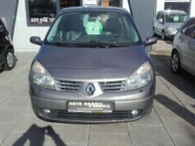 używany Renault Scénic II 2.0 Exception