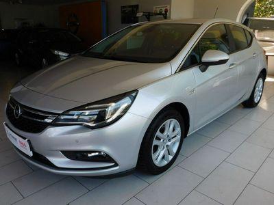 używany Opel Astra 1.4dm 125KM 2018r. 34 828km