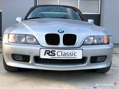 używany BMW Z3 1,9 140KM manual - piękny klasyczny roadster na lato!