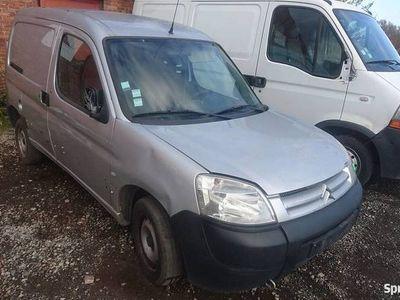 używany Citroën Berlingo 1,6 HDI WSZYSTKIE CZĘŚCI