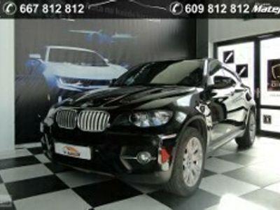 używany BMW X6 E71 40d xDrive