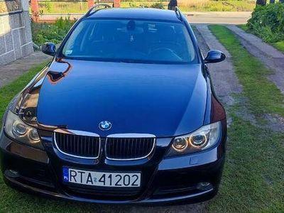 używany BMW 318 3 i E91 2.0B 143KM 2008r manual 6bieg, xenon, navi, s