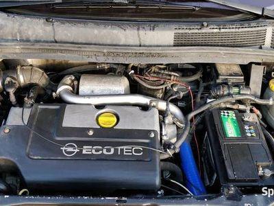 używany Opel Zafira A 2.0 DTI 2001 r