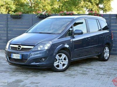używany Opel Zafira B LIFT - 1.8 Benzyna + Gaz 140KM / Bogate wyposażenie / 40 zdjęć