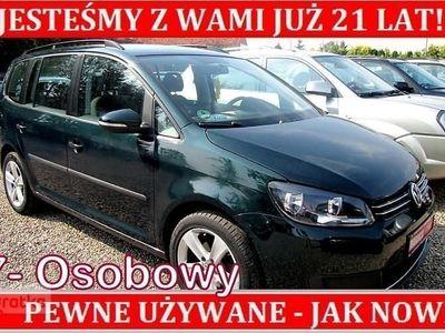 używany VW Touran II 7 Osób