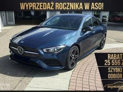 używany Mercedes 200 Klasa CLA amg(163KM) | AMG + Night + Premium | Wyprzedaż rocznika 2019!, Chorzów