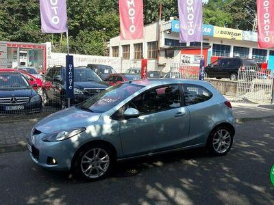 używany Mazda 2 1.3dm 75KM 2009r. 150 200km