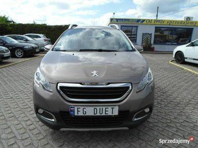 używany Peugeot 2008 1,2 benzyna 82KM zarejestrowany