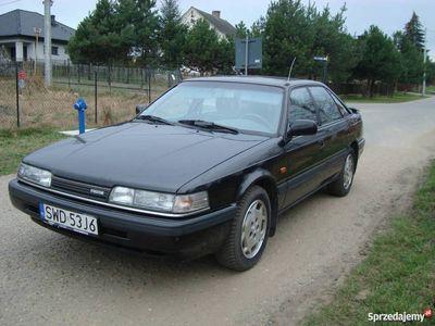 używany Mazda 626 2.0i 16V GT 140KM 1990r. seria GD
