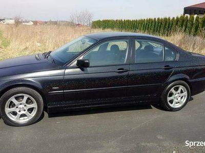 używany BMW 316 e461.9 gaz