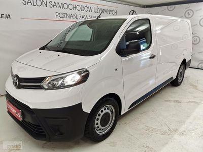 używany Toyota Proace 2.0 D-4D Long 3,1t Active, 1 Właściciel, Serwis ASO FV23% Salon Pols