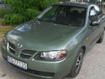 używany Nissan Almera II 1.8 GAZ SEKW.zarejestr.klima I rej. 2004 SEDAN