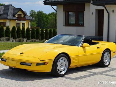 używany Chevrolet Corvette