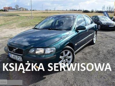 used Volvo S60 2.4dm 140KM 2002r. 226 370km