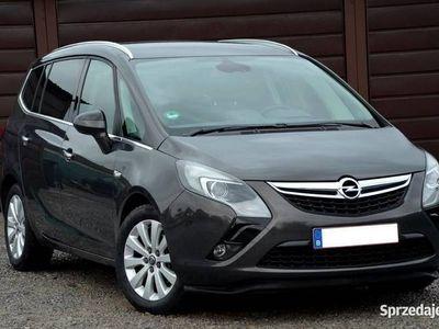 używany Opel Zafira C 2.0 CDTi 130KM Zamiana Opłacony Serwisowany