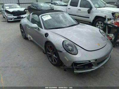 używany Porsche 911 3dm 419KM 2019r. 17 672km