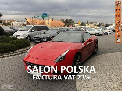 używany Ferrari California Cabrio,salon Polska,1 właściciel,3.9 benz,560KM,F-ra VAT23%, Żory