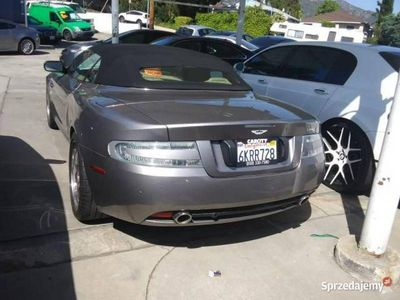 używany Aston Martin DB9 VolatneVOLANTE 5.9 benz. V12 450KM autom. 6-bieg. 2006