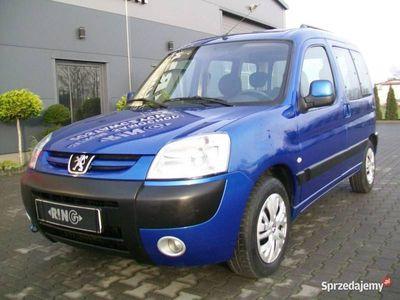 używany Peugeot Partner 2dm 90KM 2005r. 218 000km