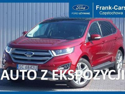 używany Ford Edge 2.1dm 210KM 2017r. 30 000km