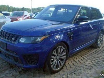 używany Land Rover Range Rover Sport SVR 5.0 V8 550KM