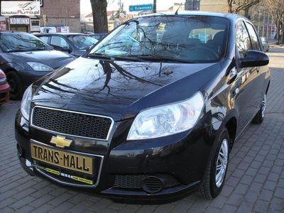 używany Chevrolet Aveo 1.2dm 85KM 2010r. 70 000km