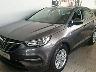 używany Opel Grandland X 1.2dm 130KM 2020r. 10km