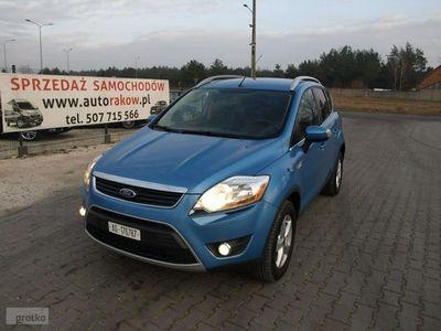 używany Ford Kuga 2dm 136KM 2008r. 230 000km