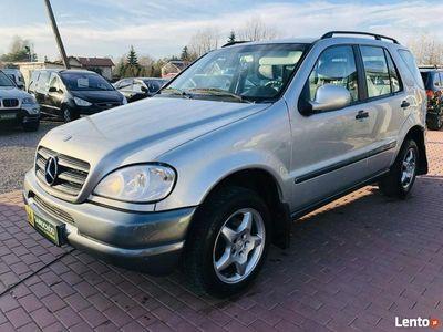 używany Mercedes ML270 W163 2.7 163KM