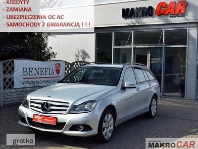używany Mercedes 200 Klasa C W204CDTI - TEMPOMAT - ESP - KLIMATRONIC ! ! !