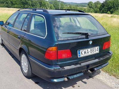używany BMW 525 2,5 TDS Bogato wyposażone
