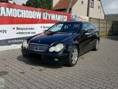używany Mercedes 230 Klasa C W203AUTOMAT !!!