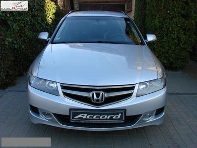 brugt Honda Accord 2dm3 155KM 2008r. 228 000km 2,0iVTEC 155KM #SPORT#Bezwypadkowy#Pełen serwis#Wzorowy stan