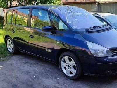 używany Renault Espace IV 1.9 dCi 120 km sprawny ważne opłaty.