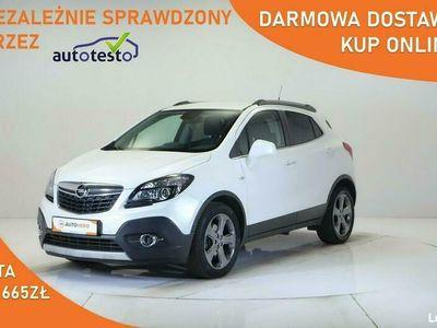 używany Opel Mokka DARMOWA DOSTAWA, Xenon, Navi, Półskóra, Podgrzewana kierownica x(2013-)