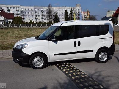 używany Fiat Doblò II 1.3 JTD-90 KM-2015 r-2x drzwi boczne-ciężarowy VAT, Sędziszów Małopolski