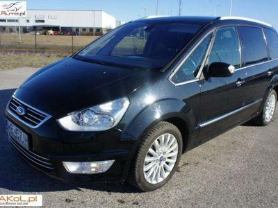 brugt Ford Galaxy 2.2dm3 200KM 2014r. 119 000km Salon Polska VAT Serwis Titanium 2.2 TDCi