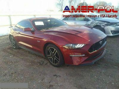 używany Ford Mustang 5dm 460KM 2019r. 30 000km