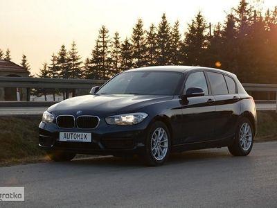 używany BMW 116 SERIA 11.5 D bezwypadkowy gwarancja przebiegu nawigacja stan ładny, Sędziszów Małopolski