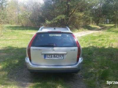 używany Citroën C5 2.0hdi