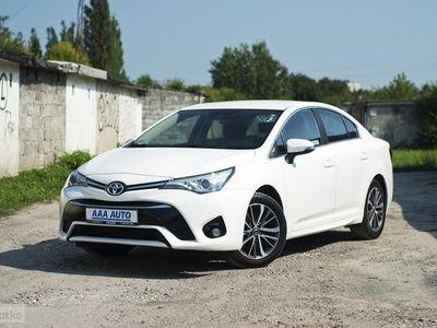 używany Toyota Avensis III Salon Polska, 1. Właściciel, Serwis ASO, VAT 23%,