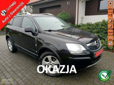 używany Opel Antara 2dm 150KM 2008r. 217 000km