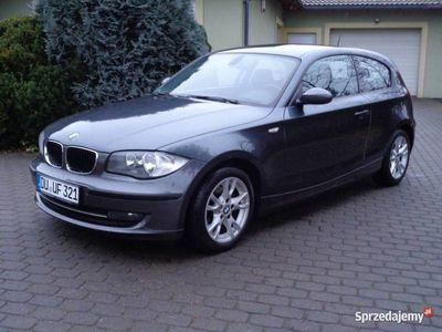 używany BMW 118 2.0 D Serwisowany